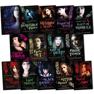 The Morganville Vampires (14 Books Collection Set)