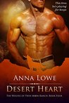 Desert Heart (The Wolves of Twin Moon Ranch #4)