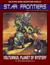 Star Frontiers Module (SF1): Volturnus, Planet of Mystery