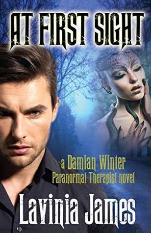 At First Sight: A Damian Winter: Paranormal Therapist Novel