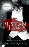Russian Law (Law, #1)