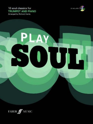 Play Soul - Trumpet (Book & CD)