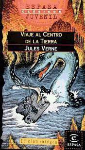 Viaje Al Centro De La Tierra (Espasa Juvenil. Clásicos, #90)