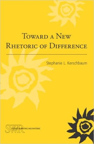 Toward a New Rhetoric of Difference
