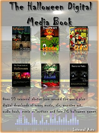 The Halloween Digital media Ebook. Over 50 seasonal photos from around the world plus digital downloads of scary music, sfx, monster art, audio book, comic collections and free PC halloween games.