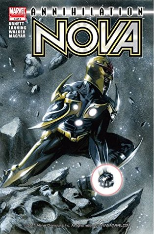 Download Annihilation: Nova #4 Epub Free