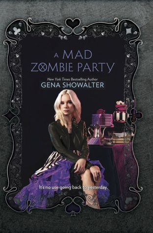 A Mad Zombie Party(White Rabbit Chronicles 4)