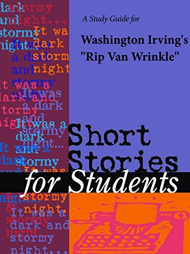 A Study Guide for Washington Irving's Rip Van Winkle
