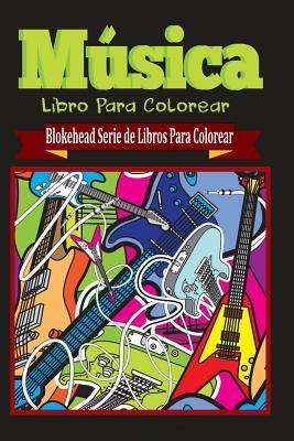 Musica Libro Para Colorear