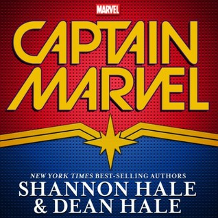 Captain Marvel YA Novel