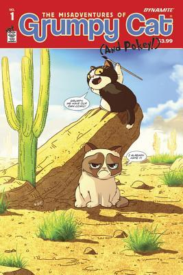The Misadventures of Grumpy Cat and Pokey, Volume 1