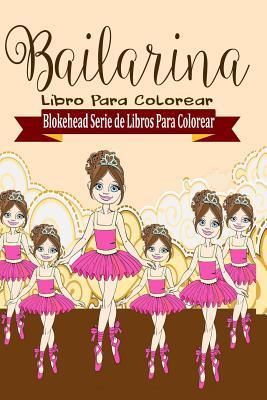 Bailarina Libro Para Colorear