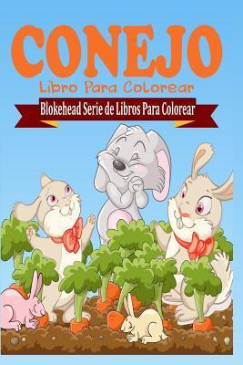 Conejo Libro Para Colorear