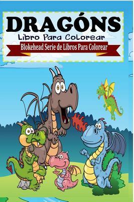 Dragon Libro Para Colorear