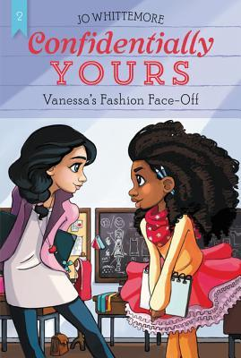 Vanessa's Fashion Face-Off (Confidentially Yours, #2)