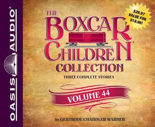 The Boxcar Children Collection Volume 44: The Boardwalk Mystery, Mystery of the Fallen Treasure, The Return of the Graveyard Ghost