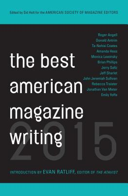 The Best American Magazine Writing of 2015