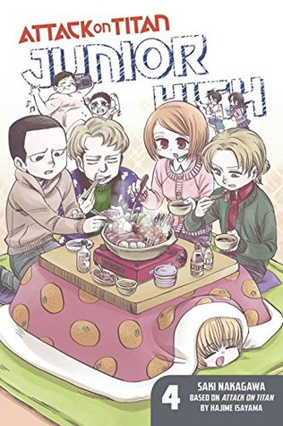 Attack on Titan: Junior High Omnibus (2-in-1 Edition), Vol. 4