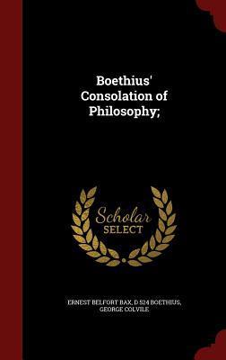 Boethius' Consolation of Philosophy;