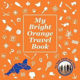 My Bright Orange Travel Book