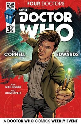 Doctor who: 2015 event: four doctors #3 by Paul Cornell