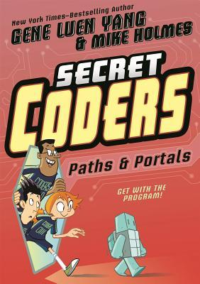 Image result for Secret Coders 2 Paths and Portals