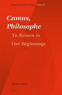 Camus, Philosophe