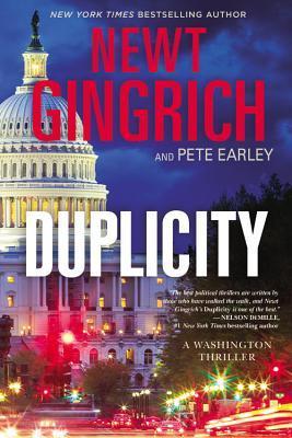 Duplicity (Brooke Grant, #1)