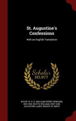 Confessions: With an English Translation
