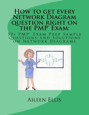 How to Get Every Network Diagram Question Right on the Pmp(r) Exam: : 50+ Pmp(r) Exam Prep Sample Questions and Solutions on Network Diagrams