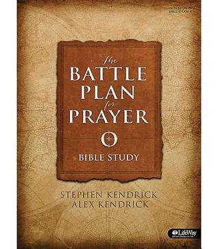 The Battle Plan for Prayer: Bible Study Book