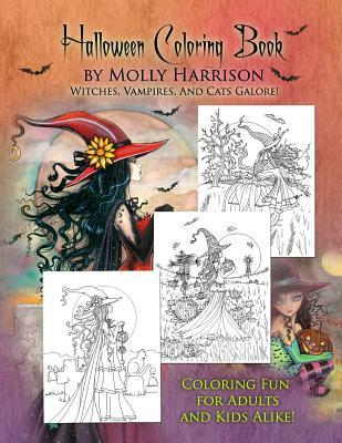 Halloween Coloring Book