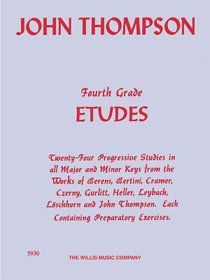 Fourth Grade Etudes: Advanced Level