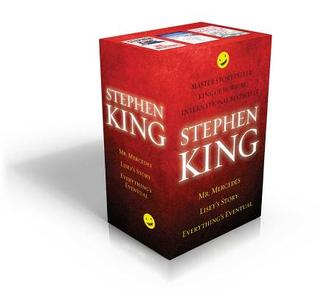 Stephen King Box Set: Mr. Mercedes, Everything's Eventual, Lisey's Story