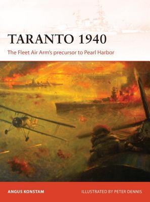 Taranto 1940: The Fleet Air Arm's precursor to Pearl Harbor