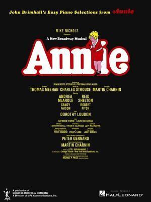 Annie (Broadway) Songbook