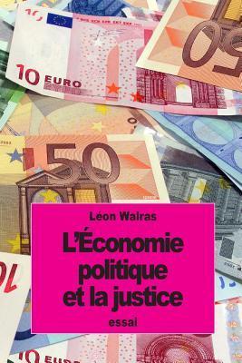 L'Economie Politique Et La Justice