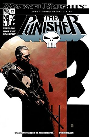 The Punisher (2001-2003) #32