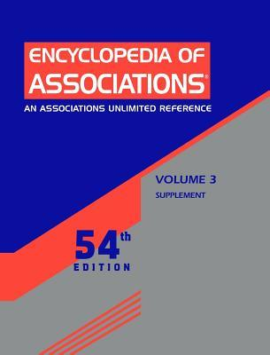 Encyclopedia of Associations: Supplement