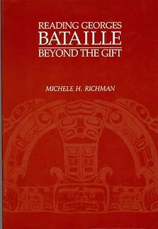 cover art for Reading Georges Bataille: Beyond the Gift