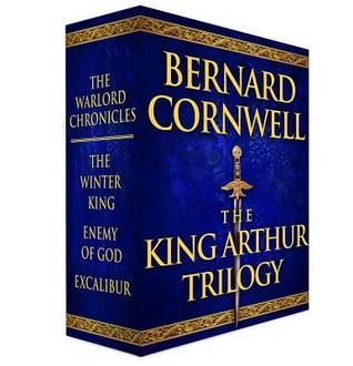 The king arthur trilogy by bernard cornwell 26529614 fandeluxe Image collections