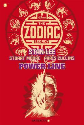 The Zodiac Legacy: Power Lines (Zodiac, #2)