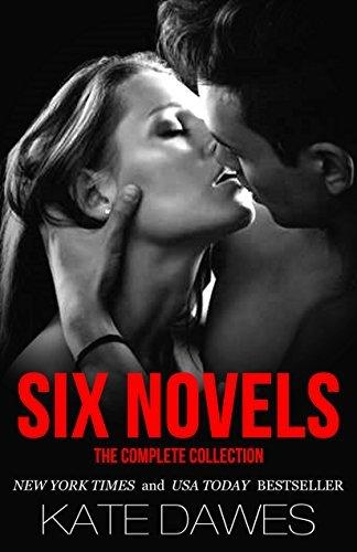 SIX NOVELS (A new erotic romance plus five bonus books)