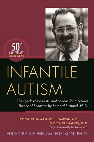 Ebook Infantile Autism: The Syndrome and Its Implications for a Neural Theory of Behavior by Bernard Rimland, Ph.D. by Stephen M. Edelson read!