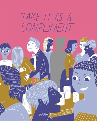 Image result for take it as a compliment book