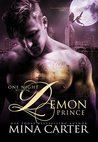 One Night with the Demon Prince by Mina Carter