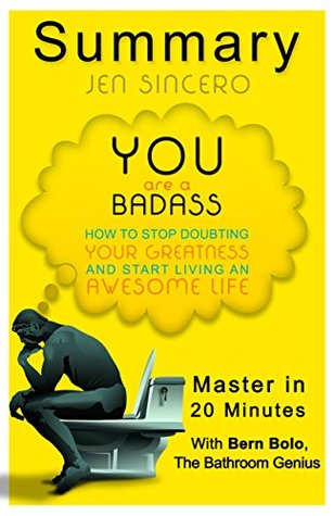 Download You Are A Badass By Jen Sincero How To Stop Doubting