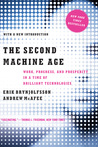 The Second Machine Age by Erik Brynjolfsson