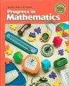 Progress in Mathematics Level 4 California Edition