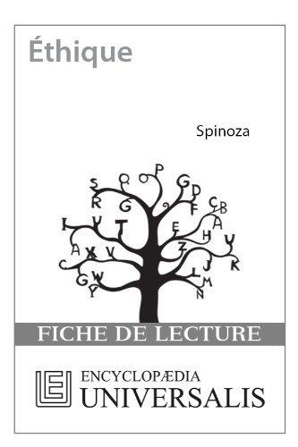 Éthique de Spinoza (Les Fiches de lecture d'Universalis): 104